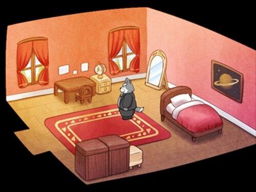 Sebastian and Little lady Game Screen Shot2