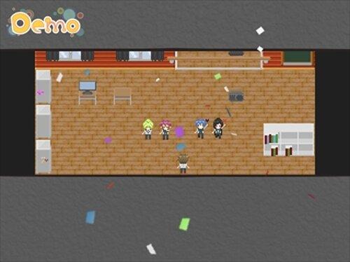 雪木野学園男子アイドル部!-春-(体験版) Game Screen Shot5