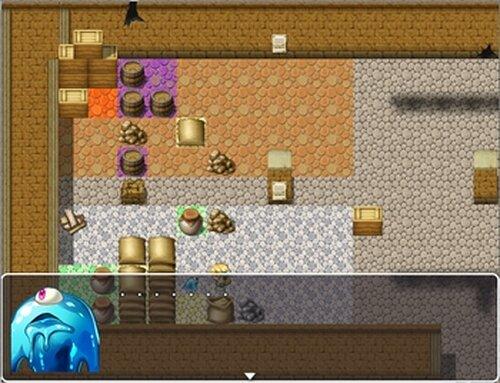 倉庫整理と勇者 Game Screen Shot5