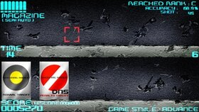 シューティングレンジ(win版) Game Screen Shot4