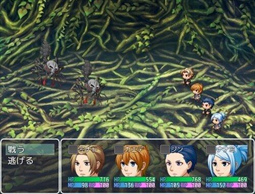 インセクト・ソード Game Screen Shots