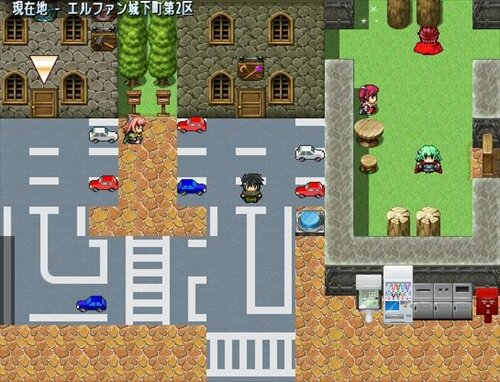 Quest HunterⅢ Game Screen Shot1