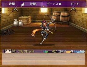 CROSS ALCHEMIA(仮) -チュートリアル編- Game Screen Shot4