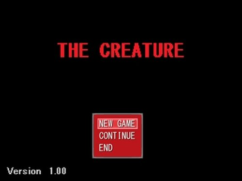 THE CREATURE Game Screen Shot2
