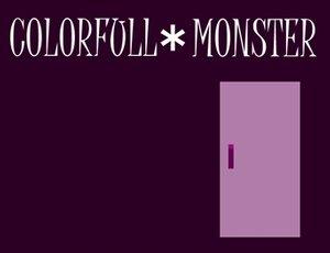 COLOR FULL*MONSTER Game Screen Shot