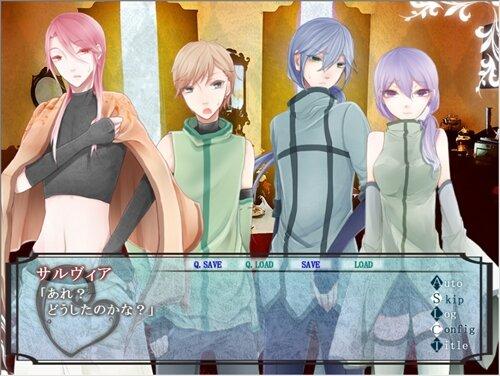 Iris - アイリス - Game Screen Shot1