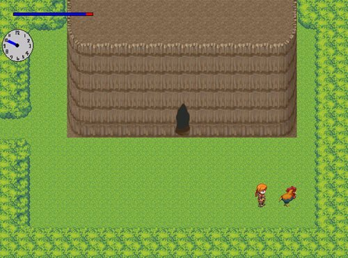 モンスターキャッチ Game Screen Shot