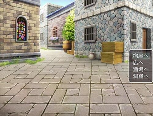 閃光の勇者達 Game Screen Shot2