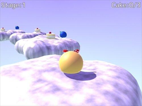 ケーキパクパククラウド Game Screen Shot3