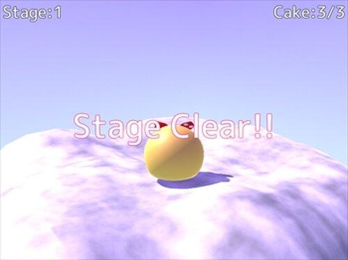 ケーキパクパククラウド Game Screen Shot4