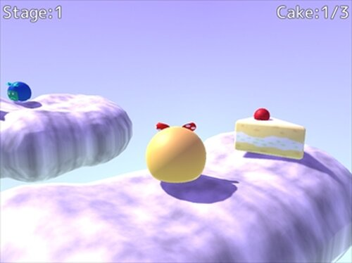 ケーキパクパククラウド Game Screen Shots