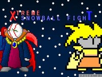 XTREME SNOWBALL FIGHT
