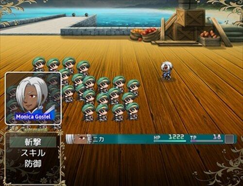 輝晶天使プラティーヌ Game Screen Shot2