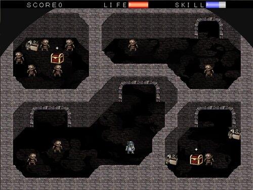 ドレッド レッド ドラゴン Game Screen Shot1