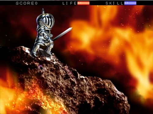 ドレッド レッド ドラゴン Game Screen Shot3