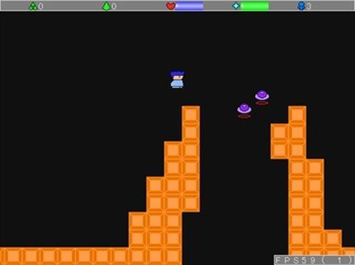 DragonBuster Game Screen Shot4