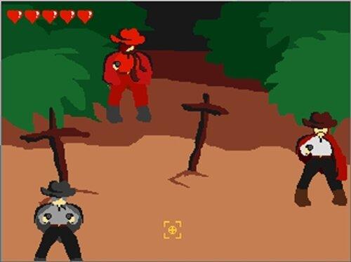 Wild Bravo 荒野の死闘 Game Screen Shots