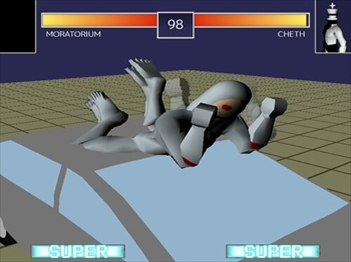 OverHeats4 シーズン2 Game Screen Shot2
