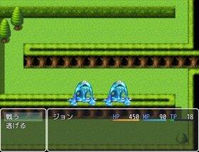 へいわらんど2~楽しいオフ会の巻~ Game Screen Shot5