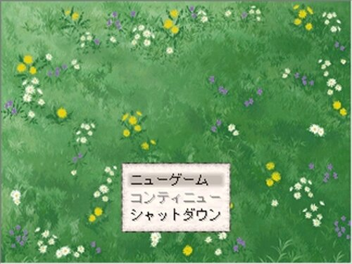 花と蝶の詩 Game Screen Shot2