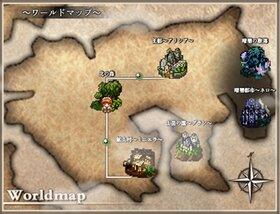 魔剣少女の物語 Game Screen Shot4