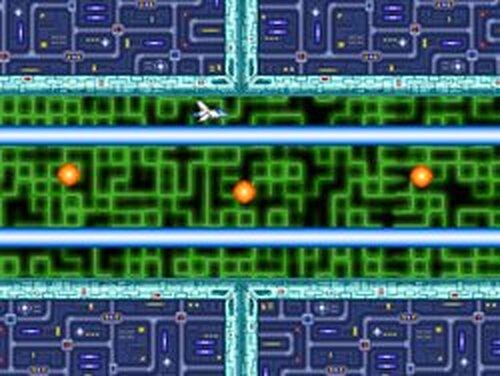 意味もなくレーザーを避け続けるゲーム Game Screen Shots