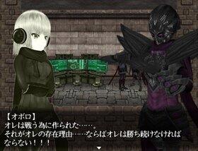 ナイトメアと吸血鬼の古城 Game Screen Shot2