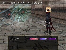ナイトメアと吸血鬼の古城 Game Screen Shot3