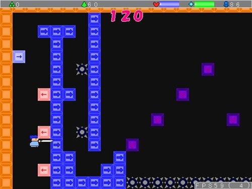 アクション超難しい Game Screen Shot1