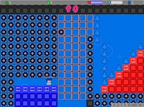 アクション超難しい Game Screen Shots