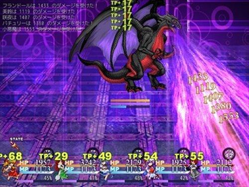 東方図書迷宮(1.04 Game Screen Shots