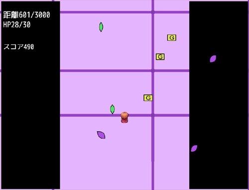 クリアを目指すゲーム Game Screen Shot1