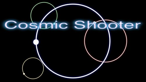Cosmic Shooter Game Screen Shot1