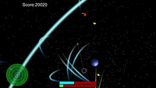 Cosmic Shooter Game Screen Shot5