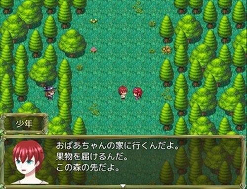 小さな森の魔女 Game Screen Shot2