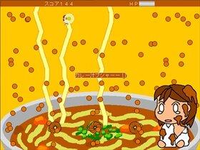 華麗うどんぱち Game Screen Shot5