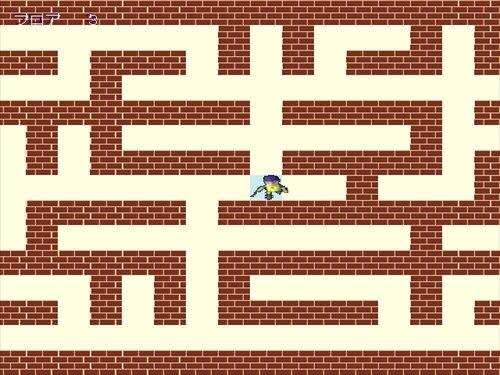 ひたすら迷路 Game Screen Shot1