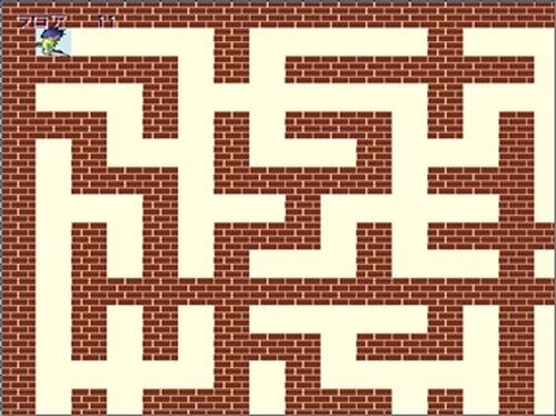 ひたすら迷路 Game Screen Shot3