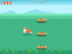 CORGI JUMP Game Screen Shot3