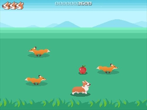 CORGI JUMP Game Screen Shots