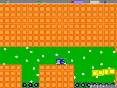 アクション修羅の門 Game Screen Shot1