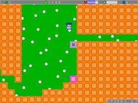 アクション修羅の門 Game Screen Shot2
