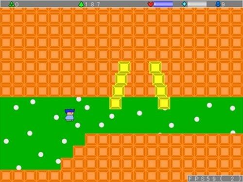 アクション修羅の門 Game Screen Shot4