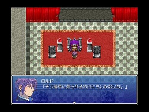 勇者ロルドの創世記 Game Screen Shot1