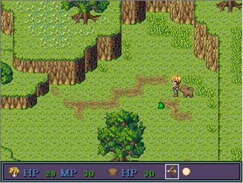 ドルイドの犬 Game Screen Shots