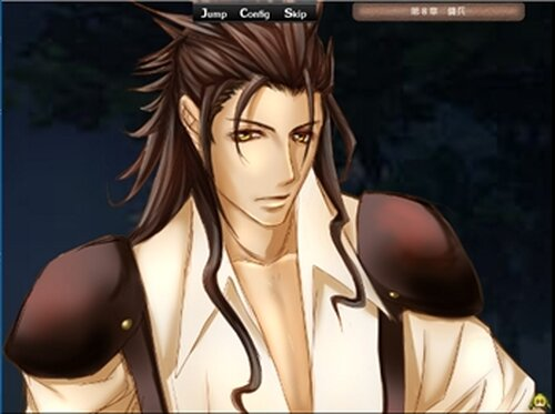 Diva -dos espada-   Love.version.project(仮 復刻版 Game Screen Shot3