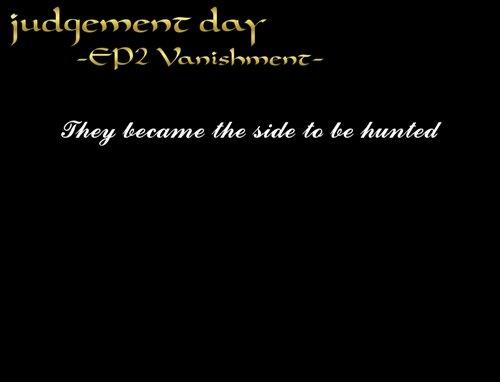 judgement day -EP02- 体験版 Game Screen Shot1