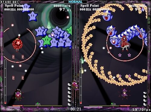 束方 嘘時空 ~ Fools_rush_in Game Screen Shot3