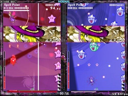 束方 嘘時空 ~ Fools_rush_in Game Screen Shot5