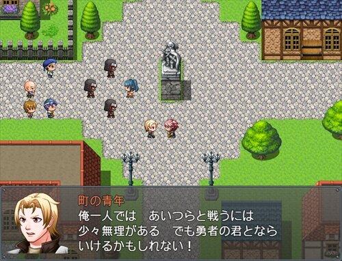 勇者と仲間とモブ達と Game Screen Shot1